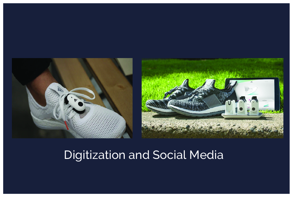 Why Adidas is successful: Digitization and social media