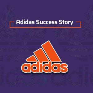 adidas success story