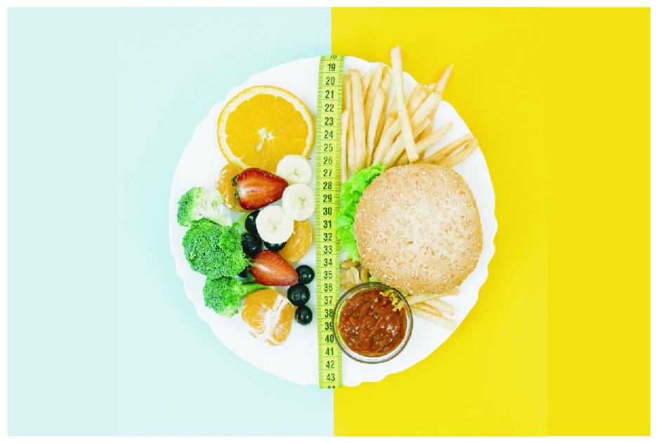 Social Media Myths on Healthy Foods