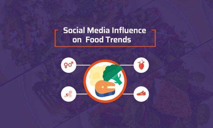 Social Media Influences Food Trends